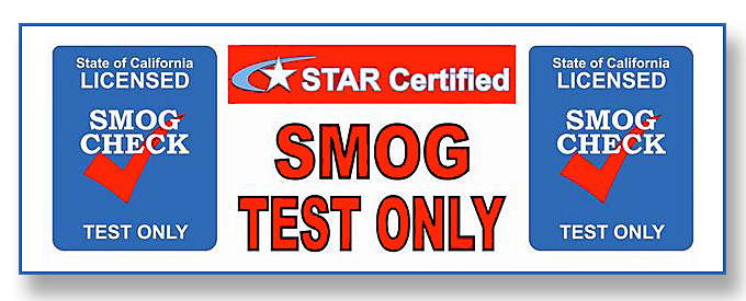 daly city smog test only star certified
